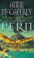 Dragonsdawn (The Dragon Books), McCaffrey, Anne, Very Good Book