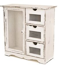 Living Room Vintage/Retro Height 3 Chests of Drawers