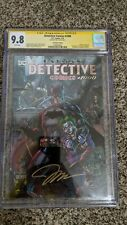 DETECTIVE COMICS 1000 CGC 9.8 CONVENTION EDITION SIGNED JIM LEE ARKHAM KNIGHT