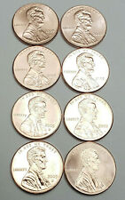2009 P & D Lincoln Cent / Penny Set (All 8 Coins)  **FREE SHIPPING**