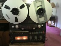 TEAC TASCAM 32-2B 2 TRACK STEREO 10.5 INCH REEL TO REEL TAPE DECK RECORDER
