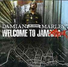 Damian Marley - Welcome To Jamrock NEW CD
