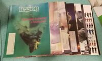 Lot of 12 Canadian Legion Magazine 1993-1994