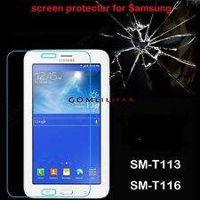 Tempered Glass Screen for Samsung Galaxy Tab E 7.0 4G SM-T113 , t116