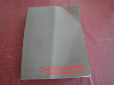 1993 Acura Vigor Service Manual - Published By Honda Motor Company