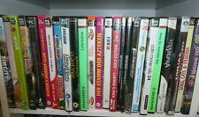 25 x PC -Games  for Windows Konvolut gemischt (siehe Bilder )aus Sammlung