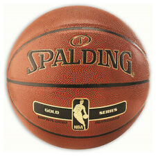 Spalding Gold Series Indoor/ Outdoor Basketball NBA Series - Size 7