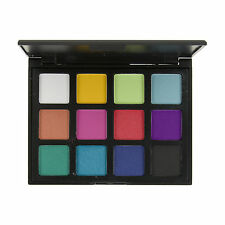 Blush Professional 12 Colour Eyeshadow Palette in grassetto
