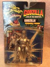 rare trendmasters godzilla king of the monsters figure