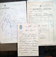 1913 GUERRA ITALO TURCA IN AFRICA. DOCUMENTI DA COLLEGNO E PIANEZZA