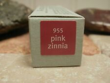 Aveda Nourish-mint Smoothing Lip Color Lipstick PINK ZINNIA 955 New in Box