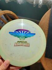 Innova Corvette Splatter w/LG Rainbow Air Force stamp NEW 169g BEAUTIFUL!!!