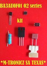 REPAIR KIT FOR PHILIPS/MAGNAVOX/FUNAI  BA3AU0F01 02 1 , 2, 3   LF501EM5 LF501E..