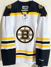 Reebok Women's Premier NHL Jersey Boston Bruins Team White sz XL