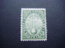 Vatican City 1933 Holy Year 25c + 10c Stamp Green, SG 15 MH,  see scans