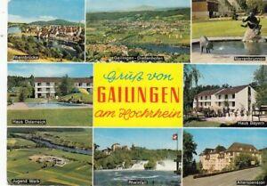 Gailingen, Bodensee, Mehrbildkarte gl1982 G4339