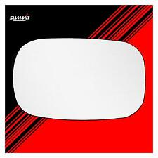 Back Plate Replacement Mirror Glass - Summit CMV-21B - Fits Fiat
