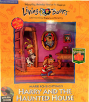 LIVING BOOKS HARRY AND THE HAUNTED HOUSE +1Clk Windows 10 8 7 Vista XP Install