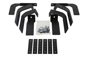 Dee Zee Rough Step Mounting Brackets for 1999-2013 Chevrolet / GMC #DZ15315