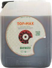 BIOBIZZ TOPMAX ORGANIC BLOOM STIMULATOR 5L -HYDROPONICS