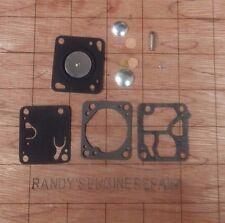 K1-MDC Walbro MDC Carburetor Repair Overhaul Rebuild COMPLETE Kit LOOK AT PARTS