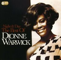 Dionne Warwick Night Day The Best of Audio CD Like New Condition Unsealed