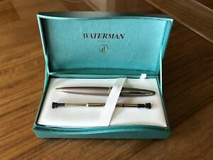 Waterman NEW Paris Ballpoint Pen x 2 Refills
