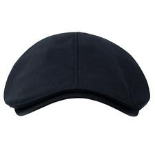 ililily New Men's Cotton Flat Cap Cabbie Hat Gatsby Ivy Caps Irish Hunting Hats
