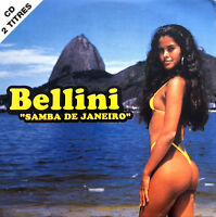 Bellini ‎CD Single Samba De Janeiro - France (VG/VG+)