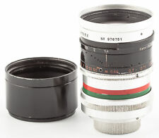 Kern-Paillard Macro-Switar 1,4/50 mm c-mount H16RX