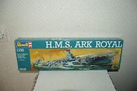 MAQUETTE REVELL BATEAU HMS ARK ROYAL  BOAT 1/720 NEUF MODEL KIT