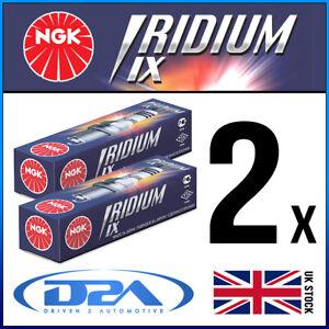 2x NGK BPR5EIX #6597 Iridium IX Spark Plugs For POLARIS Ranger TM 06-->
