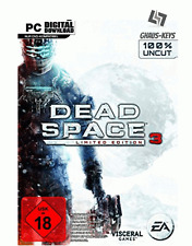 Dead Space 3 Limited Edition EA Origin Download Key Digital Code [DE] [EU] PC