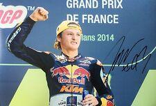 Jack Miller signed Moto GP 12x8 photo Image A UACC AFTAL Registered Dealer