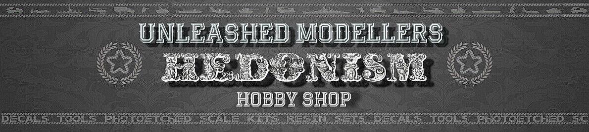 UnleashedModellersHedonism Shop