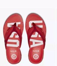 12f3fb33576e Hurley Phantom Free Special Edition Sandals Natural Motion Big Tall