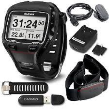 Reloj deportivo Garmin Forerunner 910XT GPS con monitor de frecuencia cardíaca