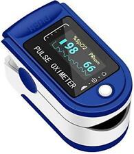 ✅ USA Seller Finger Pulse Oximeter Blood Oxygen SpO2 PR Saturation Heart Rate