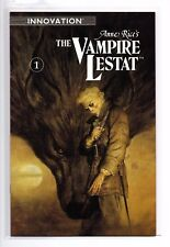Anne Rice The Vampire Lestat 1-12 COMPLETE SET! Innovation, 1st Print. 9.0-9.8