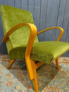 1960's Cocktail Chair by Tatra