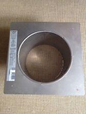 Dura-Vent FSWMK4 FasNSeal Stainless Steel Standard Horizontal Vent Wall Mount