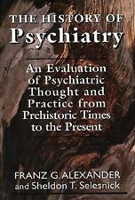 HISTORY OF PSYCHIATRY - NEW PAPERBACK BOOK
