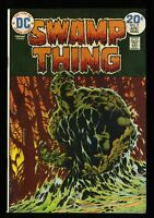 Swamp Thing #9 NM 9.4 White Pages