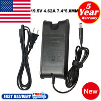 For Dell Latitude 3340 7480 7490 65W Laptop Adapter Charger Power Supply Cord
