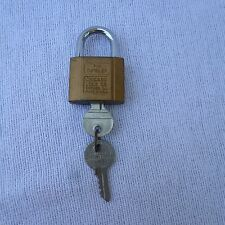Old Pin Tumbler Lock with 2 Keys Chicago Lock Co. Made In USA