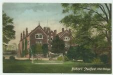 Bishops Stortford, The College, Mardon Postcard, B970