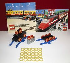 Haftreifen LEGO-30 Stück, gelb, Eisenbahn-12V-720,723,724,722,725,726,727