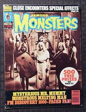 1978 FAMOUS MONSTERS Magazine #144 FN- 5.5 Author F. Paul Wilson FPW Collection
