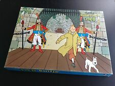 Puzzle Tintin Wild Horse 1981 TTBE  Tim Kuifje