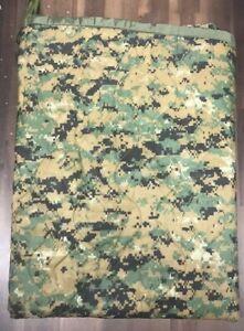 Poncho Liner USMC Reversible Marpat / Coyote Excellent Condition